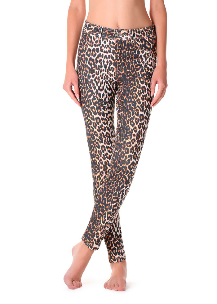 Leggings leopardo de Calzedonia