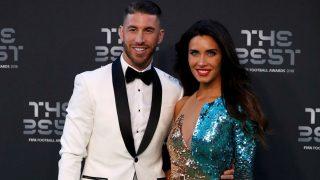 Pilar Rubio y Sergio Ramos destacaron con su estilismo / Gtres