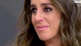 Anabel Pantoja ha roto a llorar esta tarde /Telecinco
