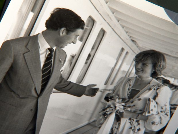 La premonitoria amenaza de un marinero al príncipe Carlos