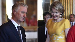 Los reyes Felipe y Matilde de los Belgas / Gtres