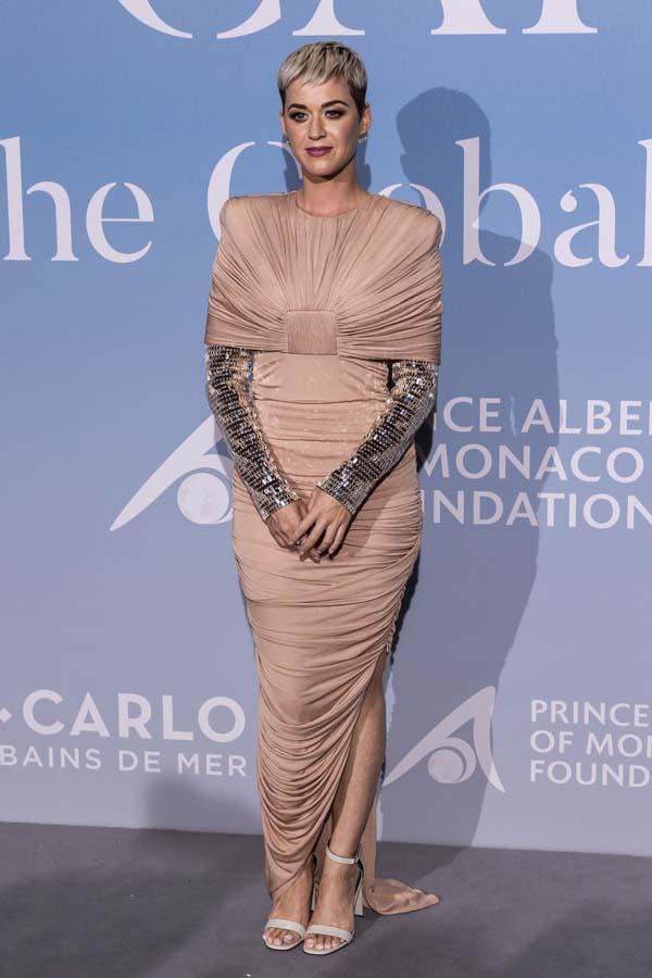 Katy Perry en la Gala Montecarlo