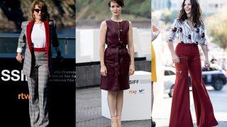 Las actrices que han pasado por el Festival de San Sebastián nos inspiran con sus looks de día que llevaríamos al trabajo / GTRES
