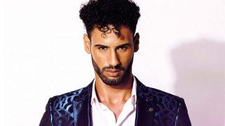 Asraf Beno, en una imagen promocional de GH VIP / Telecinco.