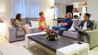 Bertín Osborne y sus invitados  en una imagen promocional / Telecinco.