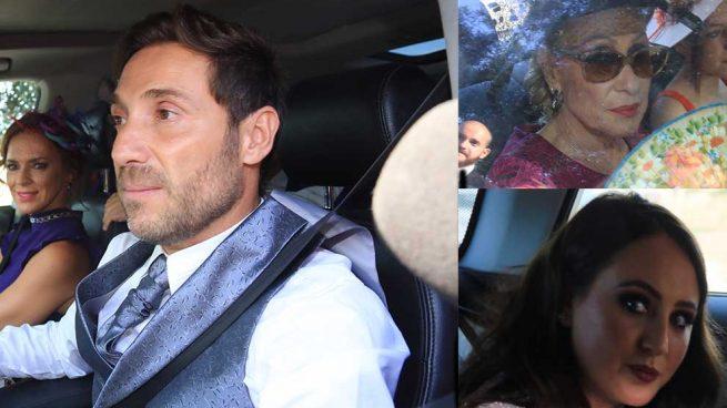 La boda de José Ortega Cano y Ana María Aldón: Sin Rocío Carrasco pero con Antonio David Flores