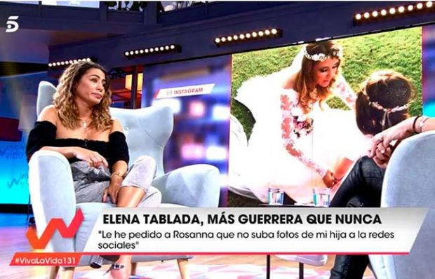 Elena Tablada, Toñi Moreno