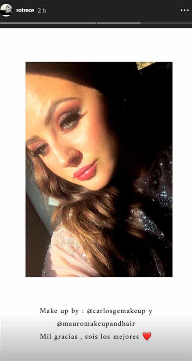 Rocío Flores Instagram