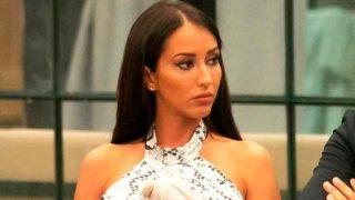 Aurah Ruiz, durante su concurso en 'GH VIP' / Telecinco