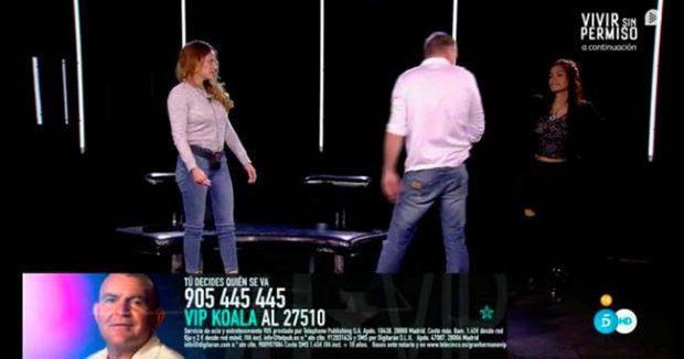 Carlos Lozano, Miriam Saavedra, Mónica Hoyos