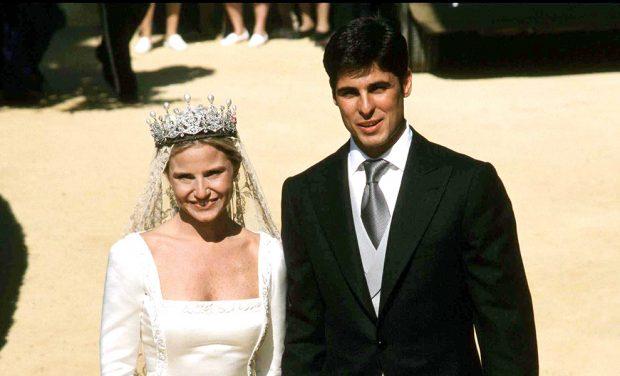 La duquesa de Alba arrebató a Sofía Palazuelo la posibilidad de lucir la tiara que más le hubiera gustado