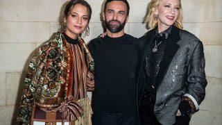 GALERÍA: Las estrellas no se pierden la Semana de la moda de París. / Gtres