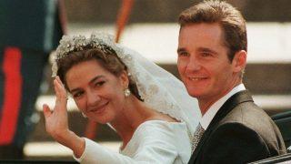 GALERÍA: Los 21 años de matrimonio de la infanta Cristina e Iñaki Urdangarin en 21 imágenes / Gtres