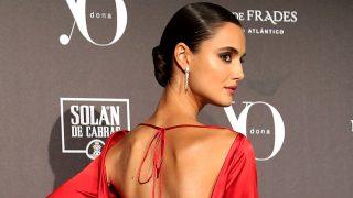 Blanca Padilla, deslumbrante de rojo / Gtres