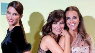 Juana Acosta, Maribel Verdú y Paula Echevarría en la promoción de Ola de crímenes / Gtres