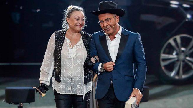 Aramís Fuster y Jorge Javier Vázquez