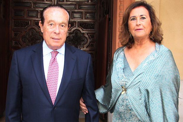 Curro Romero y Carmen Tello