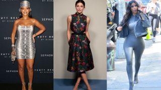 Rihanna, Bárbara Lennie y Kim Kardashian entre las mejores y peores vestidas de esta semana / GTRES