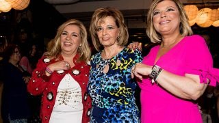 Carmen Borrego, María Teresa Campos y Terelu / Gtres.