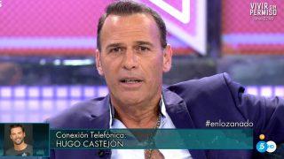 Carlos Lozano, en su intervención en 'Sábado Deluxe' / Telecinco.