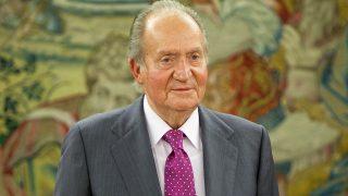 Don Juan Carlos, en una imagen de archivo / Gtres.