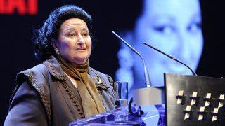 Montserrat Caballé, en una imagen de archivo / Gtres.