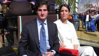 Fernando Fitz-James y Sofía Palazuelo, en una foto de archivo / Gtres.