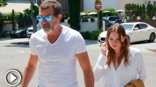 Antonio Banderas se pronuncia sobre el futuro profesional de su hija Stella / Gtres