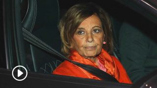 María Teresa Campos tras salir del hospital / Gtres