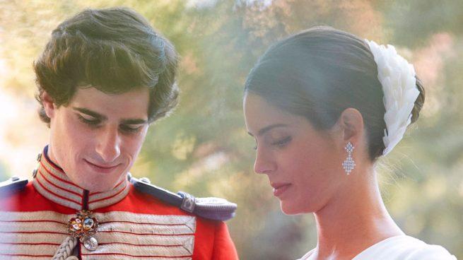 Sofía Palazuelo tocado boda