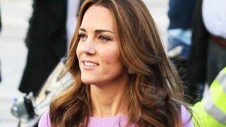 Kate Middleton, durante su reaparición / Gtres