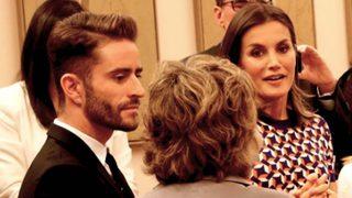 La reina Letizia y Pelayo Díaz juntos por una buena causa/ Casa Real