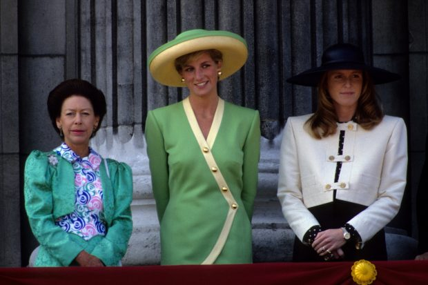 El homenaje que Sarah Ferguson tiene preparado para Lady Di en la boda de su hija