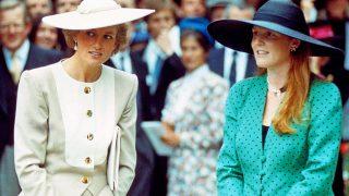Sarah Ferguson y Diana de Gales / Gtres