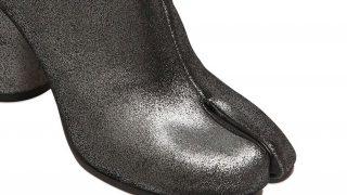 El nuevo zapato 'pezuña' / Vetements
