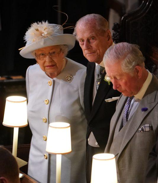 Felipe de Edimburgo y la reina Isabel / Gtres