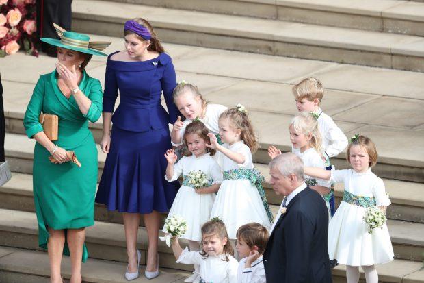 Sarah Ferguson, más 'reina' que nunca: Así ha sido su espectacular retorno al clan Windsor
