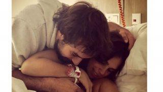 Elena Furiase, compartiendo el primer momento de su hijo Noah / Instagram Elena Furiase.