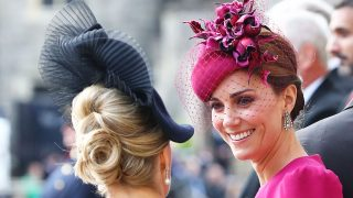 Kate Middleton en la boda de Eugenia de York / Gtres