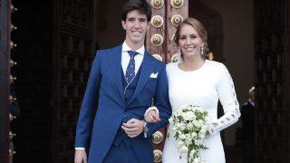 No te pierdas las imágenes de la boda de María Toledo / Gtres.