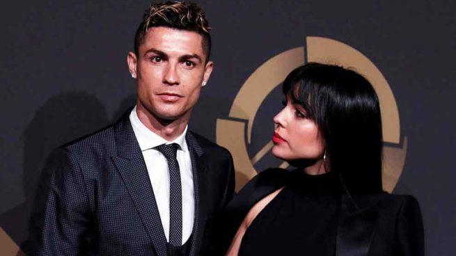 Cristiano y Georgina