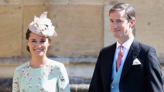 ÚLTIMA HORA: Pippa Middleton da a luz a un niño