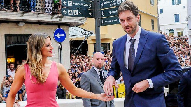 Pau Gasol anuncia que se casa con Catherine McDonnell