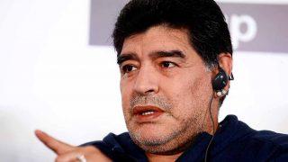 Diego Maradona no está pasando por su mejor momento /Gtres