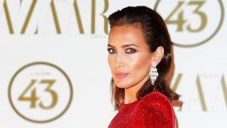 GALERÍA: Las 'celebs' se reúnen en los premios Harper's Bazaar Actitud 43. / Gtres