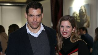 Luis Alfonso de Borbón y Margarita Vargas, en una imagen de archivo / Gtres.