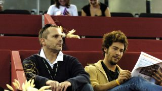 Miguel Bosé y Nacho Palau, durante su relación / Gtres.