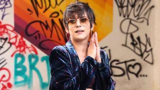 María León muy original con su look / Gtres