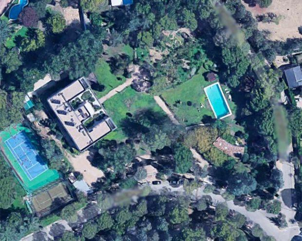 Habitaciones separadas, cuarto de juegos y sala de cerámica: así es el hogar en el que Miguel Bosé y Nacho Palau formaron su familia
