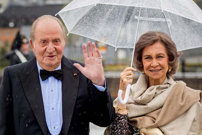Aquellos maravillosos años del rey Juan Carlos y la reina Sofía